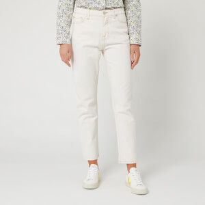 PS Paul Smith Women's Summer Jeans - White