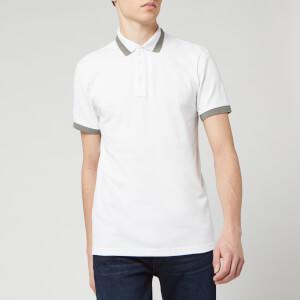 BOSS Hugo Boss Men's Ptrans Polo Shirt - White