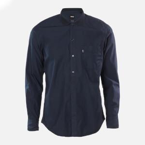 BOSS Hugo Boss Men's Roald Shirt - Dark Blue