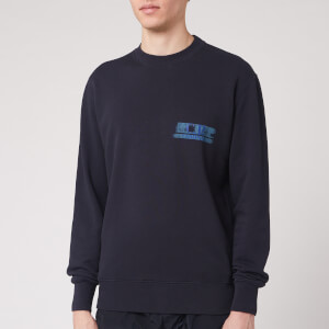 C.P. Company Men's Sweatshirt - Total Eclipse