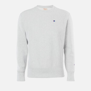 Champion Men's Basic Crewneck Sweatshirt - Grey