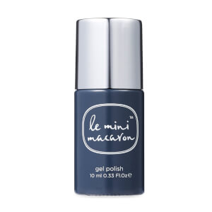 Le Mini Macaron Gel Polish - Black Sesame 10ml