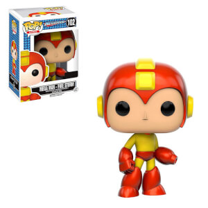 Mega Man Fire Storm EXC Pop! Vinyl Figure