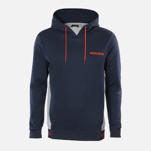 BOSS Hugo Boss Men's Contemporary Sweatshirt - Navy