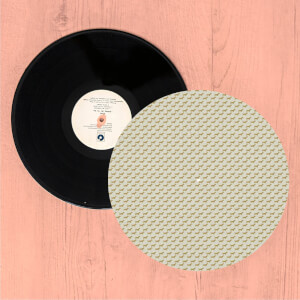 Sausage Dog Turntable Slip Mat