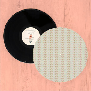 A Simple Forest Turntable Slip Mat