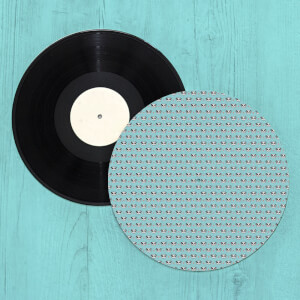 Pandaemic Turntable Slip Mat