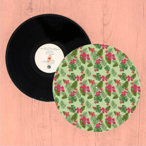 Hawaiian Times Turntable Slip Mat
