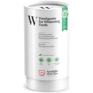 Spotlight Toothpaste for Whitening Teeth 100ml