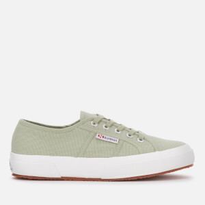 Superga Women's 2750-Cotu Classic Canvas Trainers - Green Sage