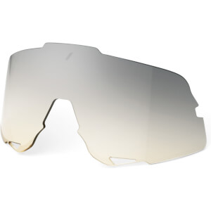 100% Glendale Replacement Low Light Yellow Silver Mirror Lens