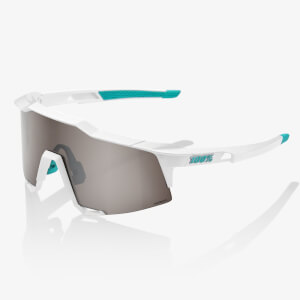 100% Speedcraft Bora Hansgrohe Team Edition Sunglasses with HiPER Silver Mirror Lens