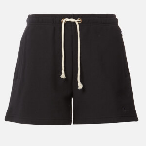 Champion Women's Tonal Script Shorts - Black