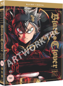 Black Clover: Season Two Part One (Includes Digital Download)