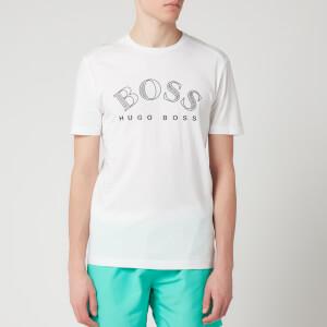BOSS Hugo Boss Men's Tee 1 T-Shirt - White