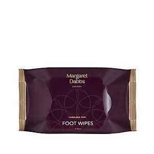 Margaret Dabbs London Cleansing Foot Wipes (Pack of 20)