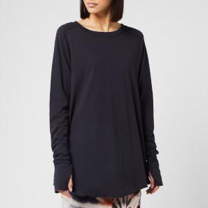 Free People Women's Arden Long Sleeve T-Shirt - Black