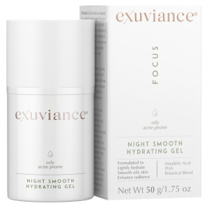 Exuviance Night Smooth Hydrating Gel 1 oz