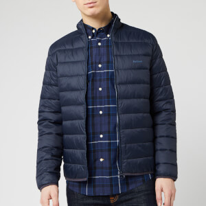 Barbour Men's Penton Quilt Jacket - Navy