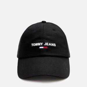 Tommy Jeans Men's Sport Cap - Black
