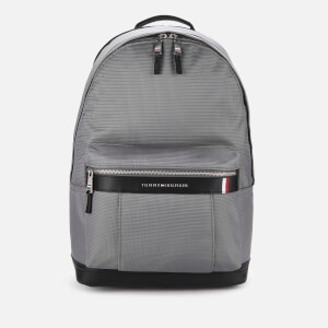 Tommy Hilfiger Men's Elevated Nylon Backpack - Sky Captain