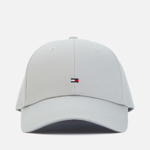 Tommy Hilfiger Men's Classic Baseball Cap - Drizzle Grey