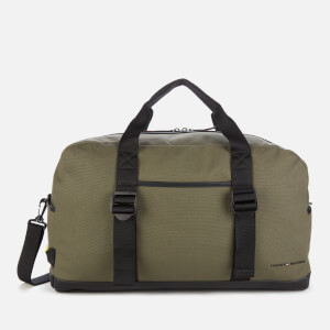 Tommy Hilfiger Men's Utility Canvas Duffle Bag - Faded Olive