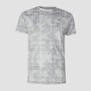 Camiseta Training Grid - Blanco