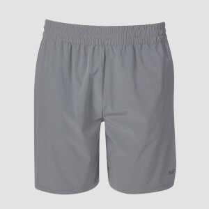 Gevlochten Training Shorts - Storm