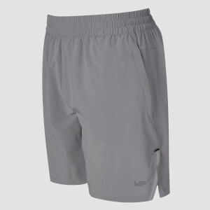 Woven Training Shorts - Mörkgrön