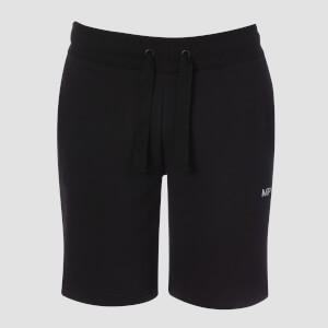 Rest Day Slogan Shorts - Svart