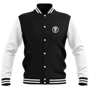 Black Friday Exclusive - Marvel The Punisher Varsity Jacket - Black / White