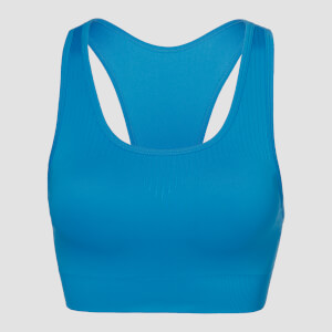 MP Women's Shape Seamless Ultra Women's Bra - Sea Blue