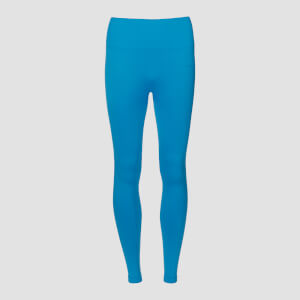 MP Women's Shape Seamless Ultra Leggings - Sea Blue