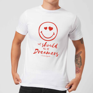 We Should All Be Dreamers Men's T-Shirt - White