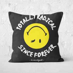 Totally Radical Since Forever Cushion Square Cushion