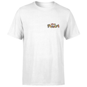 Viva Pinata Embroidered T-Shirt - White