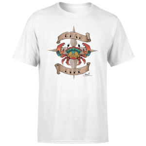 Sea of Thieves Crab Life T-Shirt - White