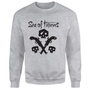 Sea of Thieves Pistols Sweatshirt - Grey