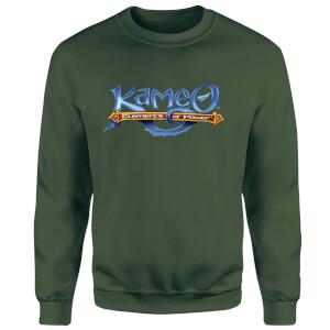 Kameo Logo Sweatshirt - Forest Green