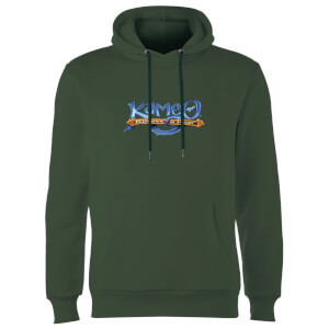 Kameo Logo Hoodie - Forest Green