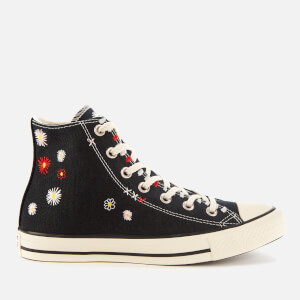 Converse Women's Chuck Taylor All Star Hi-Top Trainers - Black/Natural Ivory/Black
