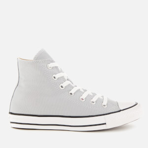 Converse Women's Chuck Taylor All Star Seasonal Hi-Top Trainers - Wolf Grey/White/Black