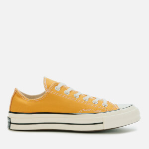 Converse Chuck 70 Ox Trainers - Sunflower/Black/Egret