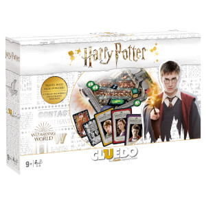 Cluedo Harry Potter 2019 Board Game