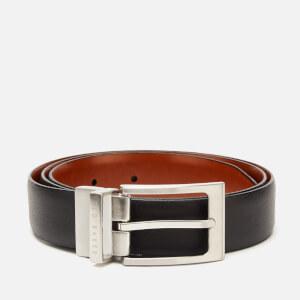 Ted Baker Men's Karmer Reversible Belt - Black