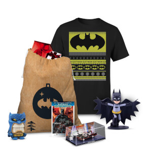 DC Comics Batman Officially Licensed Christmas Bundle