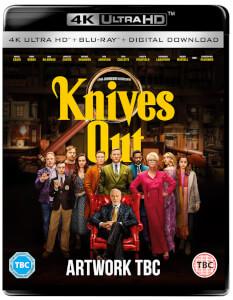 Knives Out - 4K Ultra HD