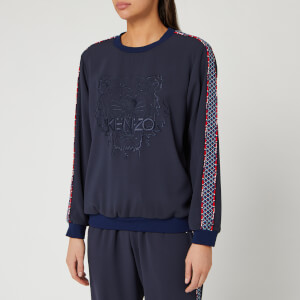 KENZO Women's Tiger Sweatshirt - Midnight Blue