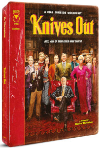 Cena con delitto (Knives Out) - Steelbook 4K Ultra HD - Esclusiva Zavvi
